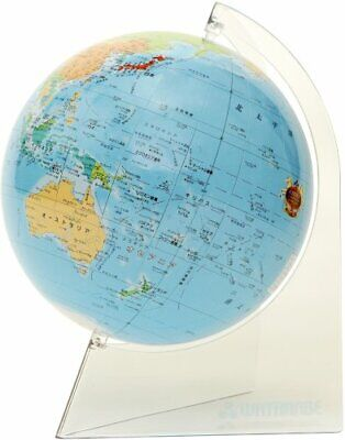 Cities globe 15WF (clear) (jap From japan