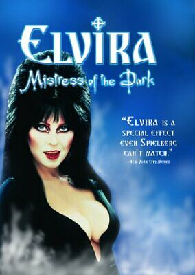 Elvira: Mistress of the Dark PG-13 ENGLISH DVD Cassandra Peterson FREE SHIPPING