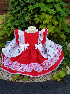 Dream Sale Baby Girls Disney Mickey Mouse Puffball Dress Or Reborn Doll