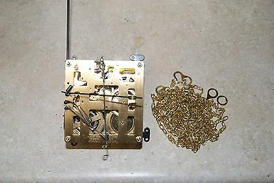Hubert Herr 8-Day Cuckoo Clock Movement New Clock Parts