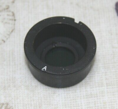 Olympus Microscope Analyzer Insert For MF, BH & BH2 etc. Excellent condition