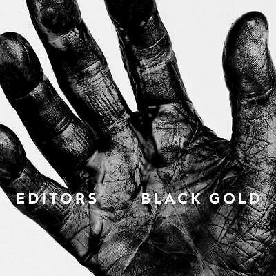 EDITORS BLACK GOLD THE BEST OF CD (Released October 25th 2019) - PRE-ORDER