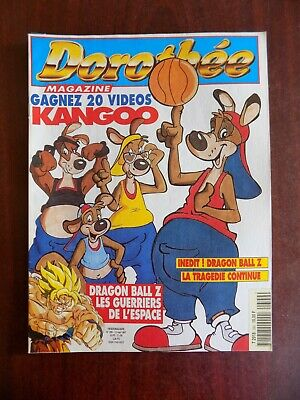 Dorothée magazine n° 399 / Sailor Moon - Dragon Ball Z - Kangoo..