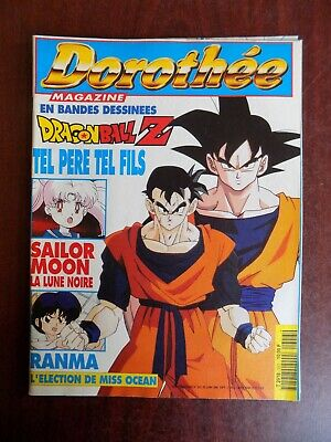 Dorothée magazine n° 353 / Sailor Moon - Dragon Ball - Ranma...