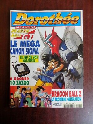 Dorothée magazine n° 410 / Sailor Moon - Dragon Ball - Kangoo...