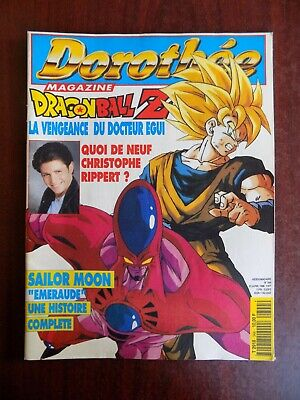 Dorothée magazine n° 344 / Sailor Moon - Dragon Ball -  Hélène..