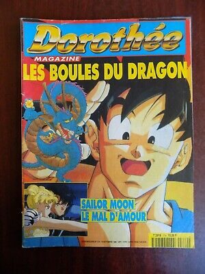 Dorothée magazine n° 374 / Sailor Moon - Dragon Ball - Dorothée...