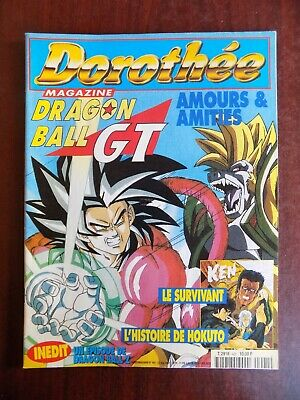 Dorothée magazine n° 401 / Sailor Moon - Dragon Ball - kangoo...