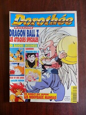 Dorothée magazine n° 387 / Sailor Moon - Dragon Ball - Kangoo...