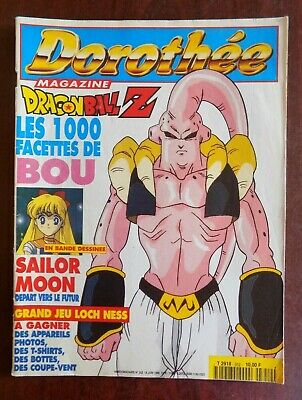 Dorothée magazine n° 352 / Sailor Moon - Dragon Ball - années fac ...