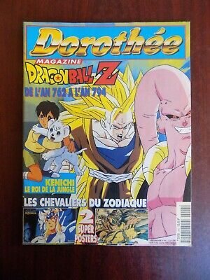 Dorothée magazine n° 404 / Sailor Moon - Dragon Ball - chevaliers zodiaque..