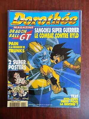 Dorothée magazine n° 415 / Sailor Moon - Dragon Ball - Kangoo...