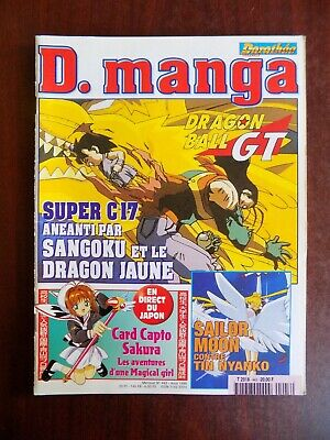Dorothée magazine n° 443 / Sailor Moon - Dragon Ball - chevaliers zodiaque...