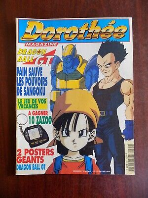 Dorothée magazine n° 409 / Sailor Moon - Dragon Ball - Kangoo...
