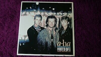 "a-ha ‎– Headlines And Deadlines Vinyl, LP  Laserdisc, PAL, 12"" 1991 Germany"