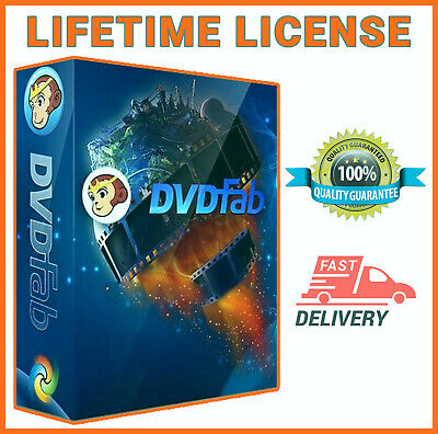 🔥DVDFab 11 ☑Lifetime License ☑Multilingual ☑Unlimited Devices ☑Instant Delivery