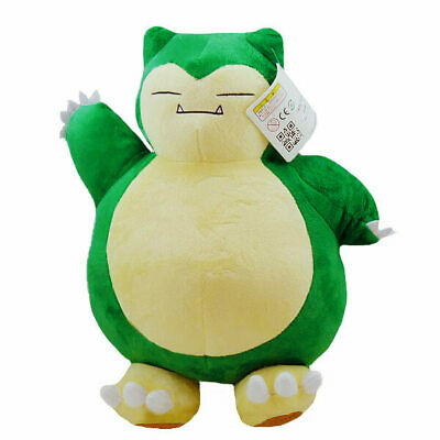 "Pokemon plush SNORLAX 30cm/12"" High Qality Factory Made Plush Sleeping Kabigon"