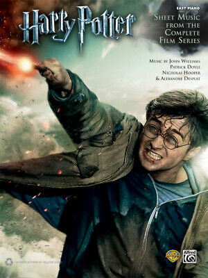 Harry Potter, Sheet Music from the Complete Film Series - Easy Piano John W ...
