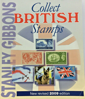 Stanley Gibbons 2009 Collect British Stamps Catalogue
