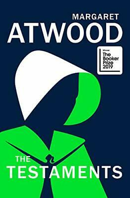 The Testaments: The Sequel to The Handmaid's Tale by Atwood, Margaret Book The