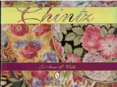 Chintz Ceramics by Welsh, Joanne Peterson Paperback Book The Fast Free Shipping