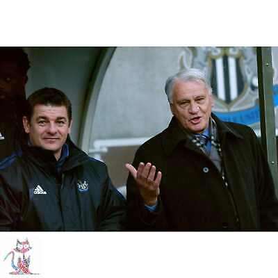 Sir Bobby Robson John Carver Photo Poster Coffee Cup Canvas (U0051)