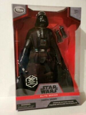 Disney Store Star Wars Elite Series Darth Vader Premium 10 inch Action Figure