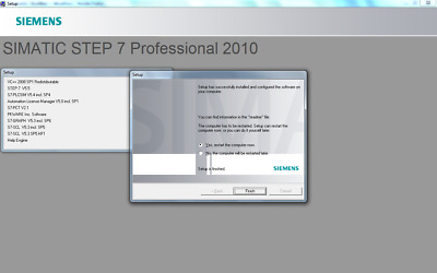 Simatic Step 7 professional 2010 v5.5 Software activation key + software