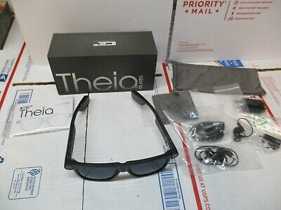 Ice Theia Glares Wearable Video Camera Glasses Hands Free Call Open Box
