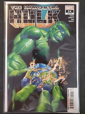 The Immortal Hulk #24 Marvel NM Comics Book