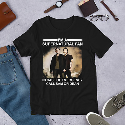 Hot Topic Launches a Supernatural Day End of the Road Fashion Collection T-shirt