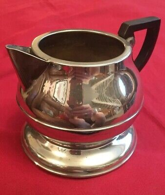 Vintage Silver Plated Milk/Cream Jug  c.1950's