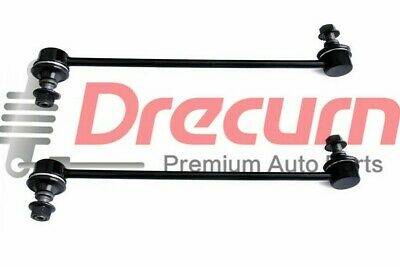 2004-11 Chevy Aveo - 2 Both Brand New Front Stabilizer Sway Bar End Link 2004-11 Chevy Aveo 5 Driver and Passenger Side For 2009-10 Pontiac G3 - 2000-02 Daewoo Nubira - For