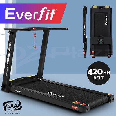 【20%OFF$271】 Electric Treadmill Gym Exercise Machine Fitness Equipment Compact