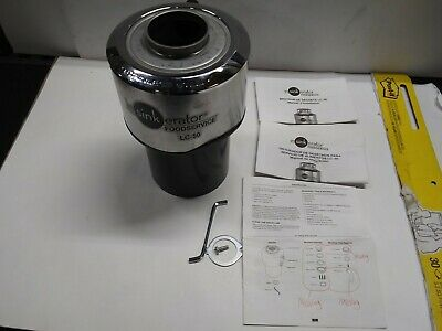 Insinkerator LC-50-11 Commercial Waste Disposer MISSING PARTS AND DAMAGED