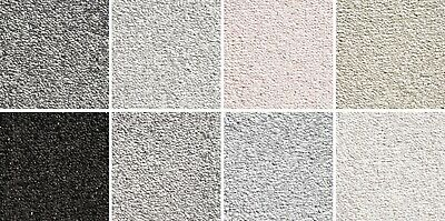 QUALITY 19mm THICK REVOLUTION FLASH DOMESTIC CARPET | 6 COLOURS | HESSIAN BACK