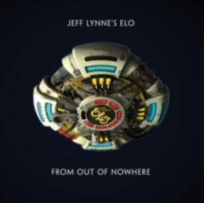 Jeff ( Elo ) ( Jeff Lynne's Elo ) Lynne: From Out Of Nowhere (Cd.)