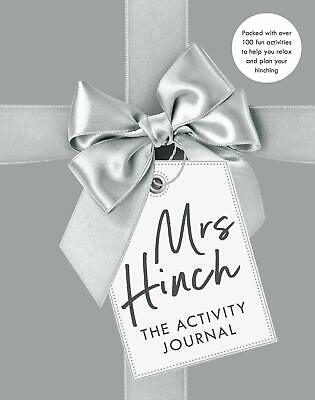 Mrs Hinch: The Activity Journal by Mrs Hinch New Hardcover Book