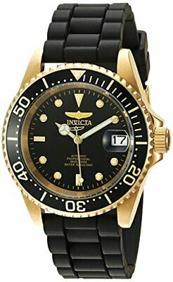 Invicta Men's 'Pro Diver' Automatic Gold-Tone and Stainless Steel Casual Watch,