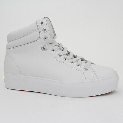 KEDS DAMEN SCHUHE TOURNAMENT PERF LETHER LEDER WEISS WHITE WH56634