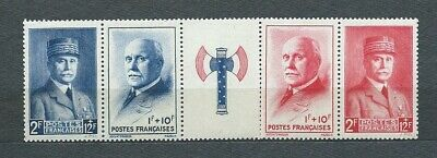 Secours National - 1943 Yt 571A - Timbres Neufs** Mnh