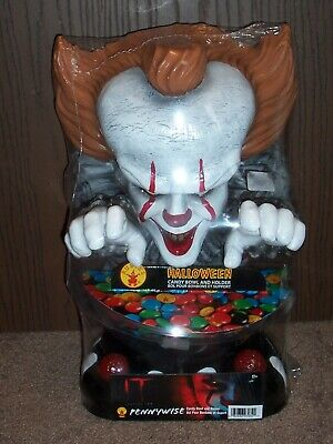 ITChapter 2 Pennywise Candy Bowl Holder Halloween Decoration Prop New