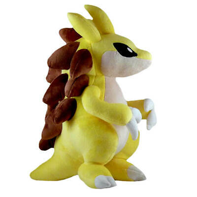 "Pokemon plush SANDLASH 30cm/12"" High Qality Large Plush SANDLASH/SANDPAN POKEMON"