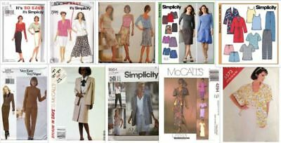 Butterick Classic Professional Clothing Patterns {You Choose}