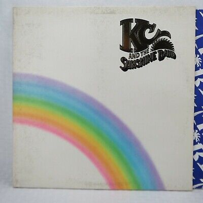 Part 3 - Kc And The Sunshine Band - 1976 - T.k. Records 605 - 1St Pressing