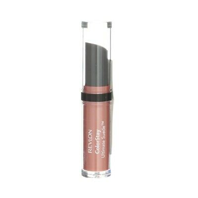 3 Pack Revlon ColorStay Ultimate Suede Lipstick, Iconic 055, 0.09 oz