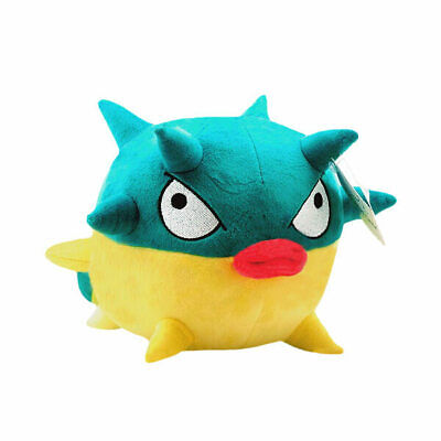 "Pokemon plush QWILFISH 30cm/12"" High Qality Large Plush QWILFISH/HARYSEN POKEMON"
