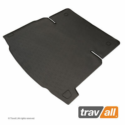 Novline MAT261 Custom Tailored Fit Black Rubber Boot Liner Tray Mat