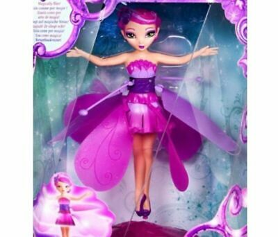 Wireless Flying Fairy Magical Pink Doll Toy Princess Rechargeable Fairy - Girls