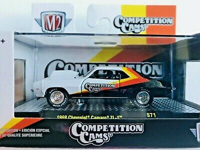 M2 MACHINES 1969 Chevrolet Camaro ZL-1 O'Reilly Exclusive Limited 1/4875